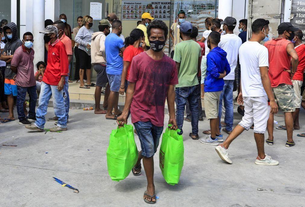 Austrália vai apoiar comunidades locais e projeto Bolsa da Mãe em Timor-Leste