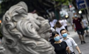 Covid-19: Província chinesa de Guangdong deteta 10 casos locais