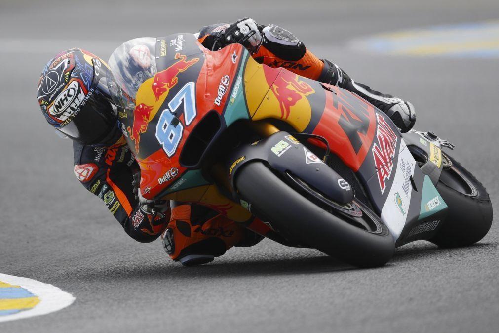Remy Gardner vai pilotar KTM da Tech3 no Mundial de MotoGP de 2022