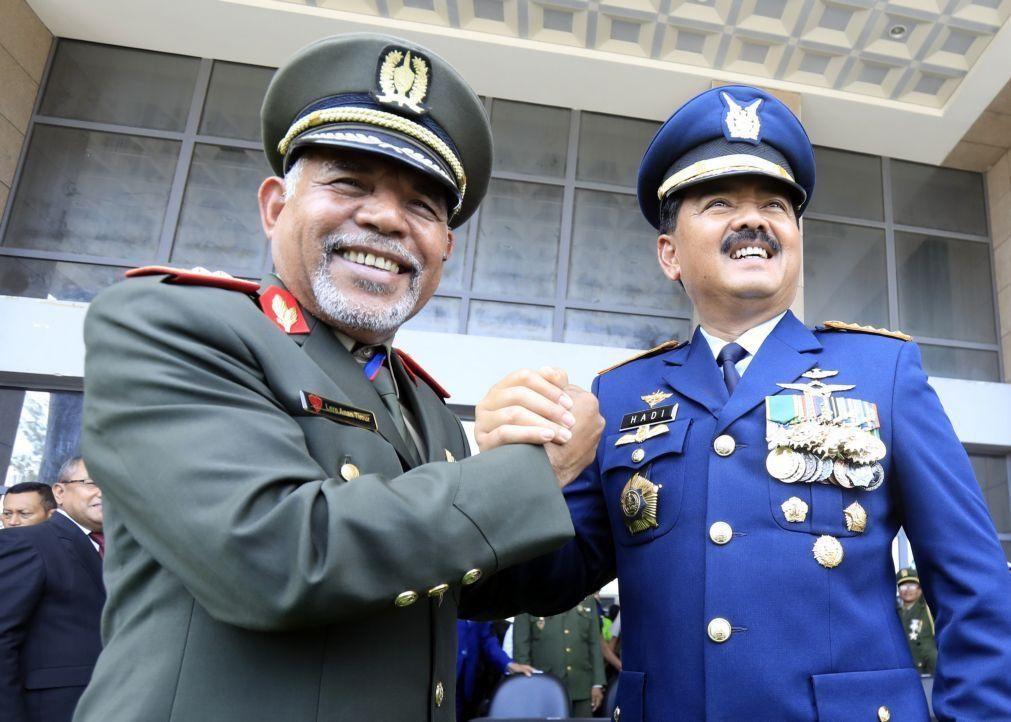 Chefe das Forças Defesa timorense diz que eventual candidatura a PR parte dos partidos