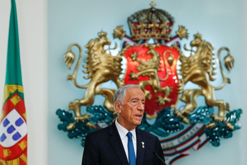 UE/Presidência: PR fala em
