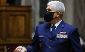Força Aérea preocupada com falta de 1.200 militares -- CEMFA