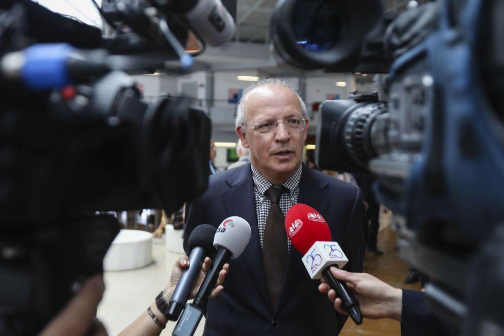 Nível de ameaça a Portugal mantém-se