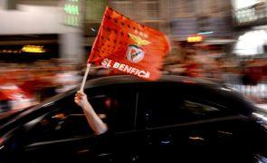 Benfica marca AG com voto eletrónico para orçamento de 2021/22