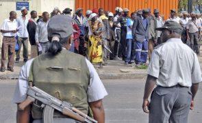 Ativistas acusam polícia moçambicana de