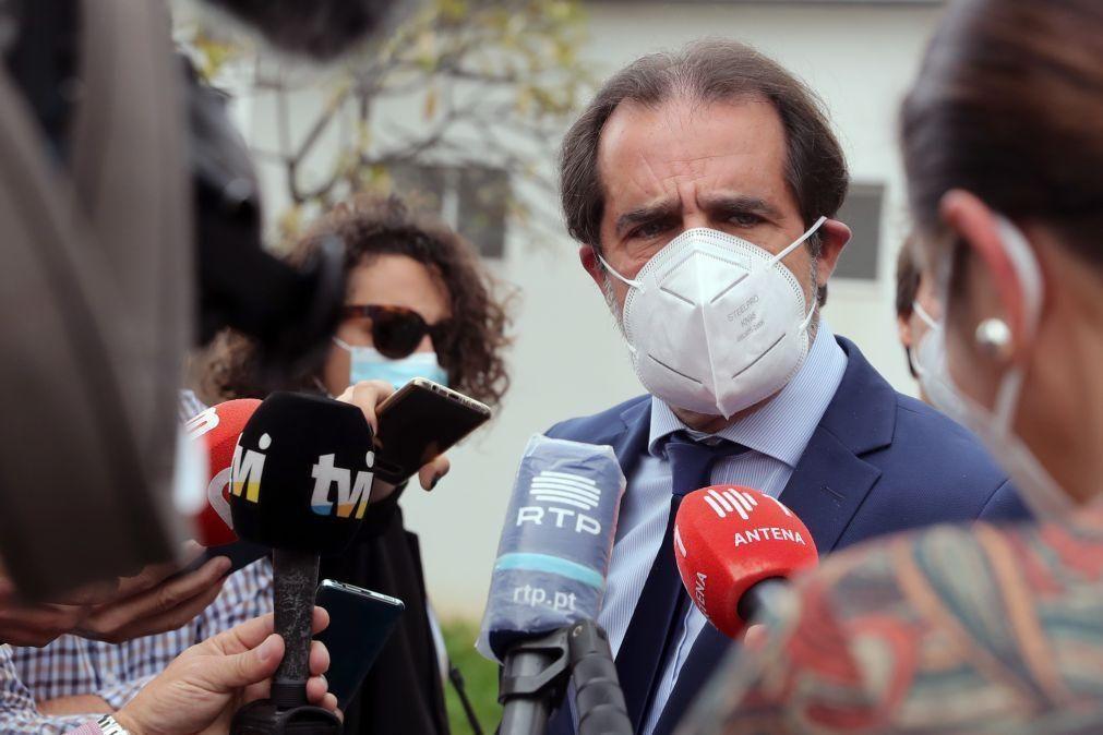 PS/Madeira apresenta queixa no Ministério Público contra presidente do Governo Regional