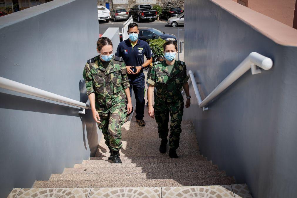 Covid-19: Portugal envia equipas médicas para dar formação em Cabo Verde