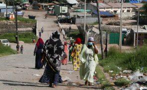Moçambique/Ataques: MNE alerta para aumento de deslocados e pede mais apoio internacional