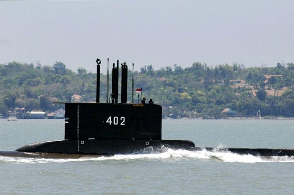 Indonésia abandona buscas de submarino afundado com 53 tripulantes a bordo