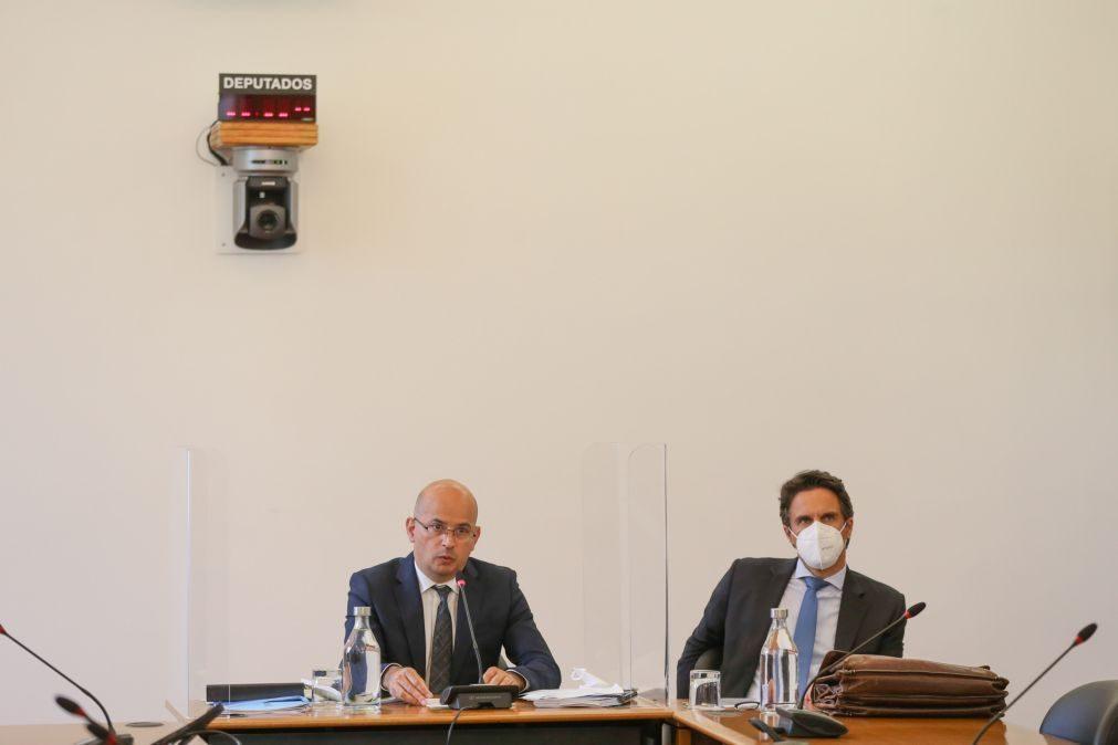 Prémios a administradores do Novo Banco não são adequados nem aceitáveis -- João Leão
