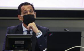 Pedro Proença lamenta a forma discriminatória como futebol foi tratado