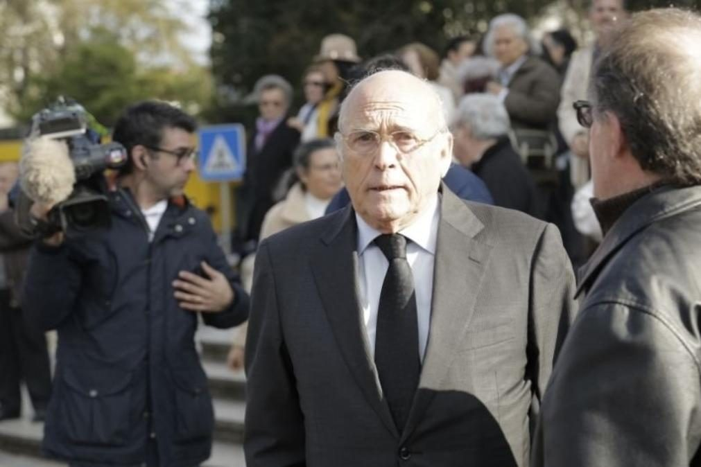 Filho do antigo presidente do Sporting Sousa Cintra internado no hospital prisional de Caxias