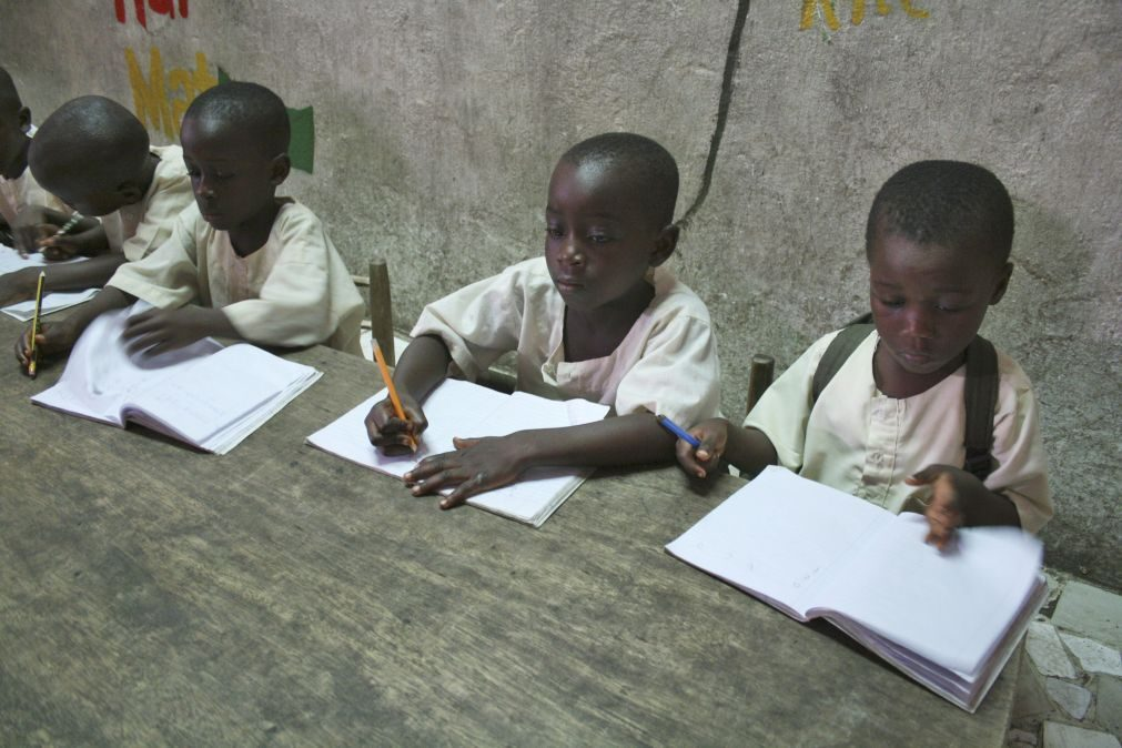 23% das crianças da Guiné-Bissau estão fora do sistema educativo formal