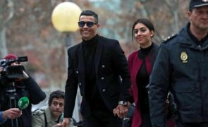 Cristiano Ronaldo alega que documentos apresentados no caso Mayorga são ilegais