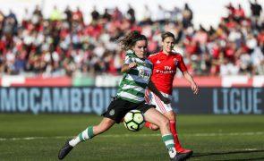 Sporting anuncia termo de ligação com nove jogadoras da equipa feminina