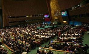 Irão e RCA perdem direito de voto na Assembleia Geral da ONU por excesso de dívidas