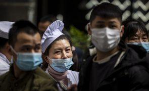 Covid-19: Província chinesa de Guangdong deteta 15 casos locais