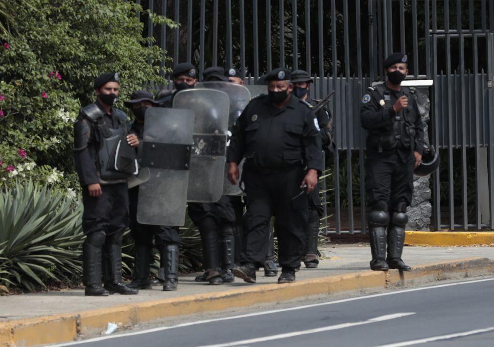 Opositora Cristiana Chamorro sob prisão domiciliária na Nicarágua - Família