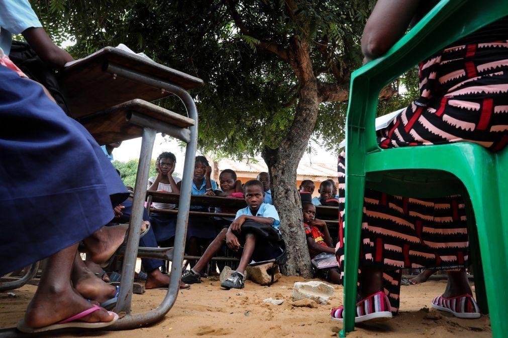 Moçambique/Ataques: Programa Alargado de Vacinação recuou 41% em 2020