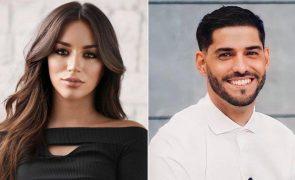 Jéssica Nogueira e Gonçalo Quinaz trocam acusações de agressões:
