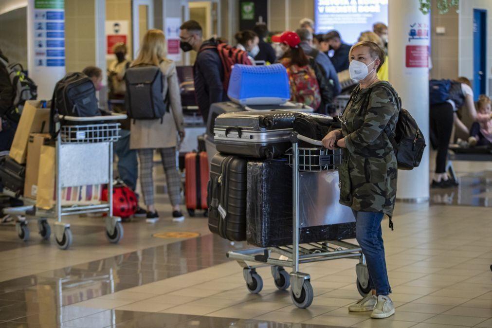 UE/Presidência: Conselho acorda posição sobre reforma da gestão do tráfego aéreo