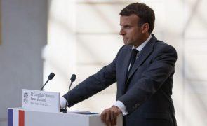Presidente francês