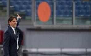 Simone Inzaghi é o novo treinador do Inter de Milão