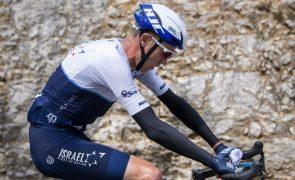Froome admite impossibilidade de vencer Volta a França