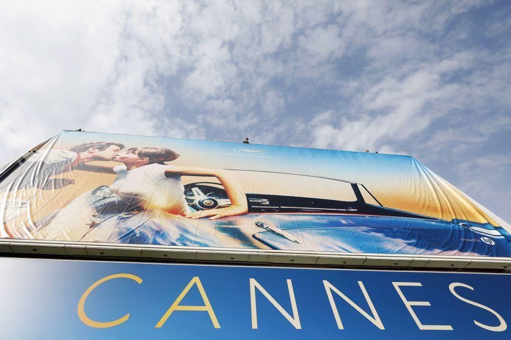 Competição oficial da 74.ª edição do Festival de Cannes disputada por 24 filmes