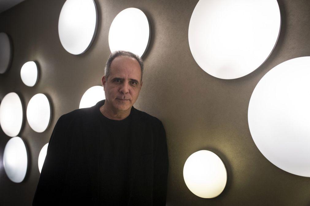Rodrigo Leão atua no Castelo de Leiria no lançamento da Bienal Ibérica do Património Cultural