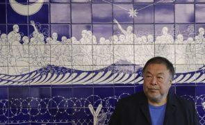 Cortiça, mármore e ativismo pelos direitos humanos na maior exposição de Ai Weiwei