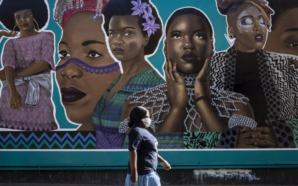Covid-19: Alguns países africanos perto da terceira vaga da pandemia