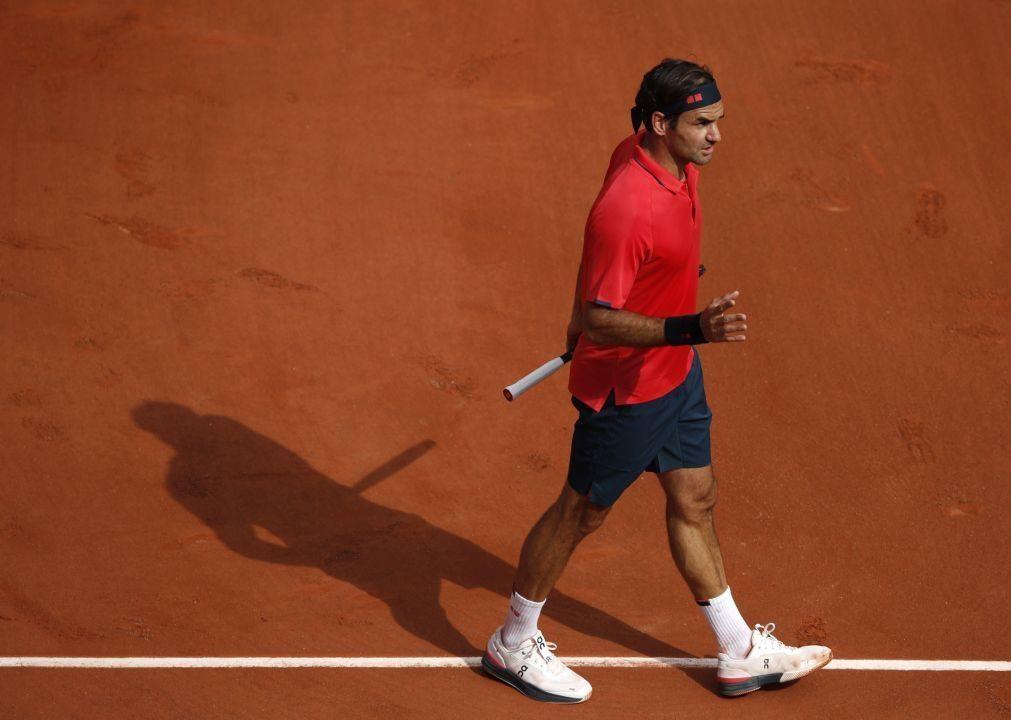 Roger Federer bate Marin Cilic e segue para a terceira ronda de Roland Garros