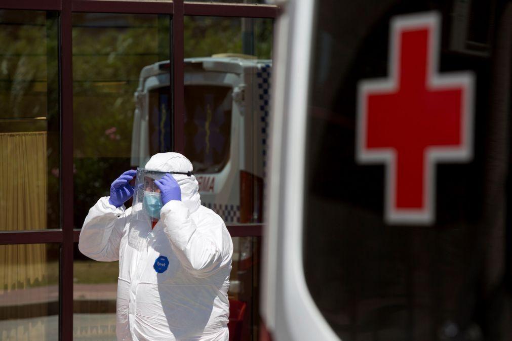Covid-19: Espanha regista 5.250 novos casos e 50 mortes nas últimas 24 horas