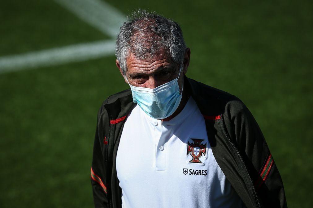 Euro2020: Selecionador quer Portugal a jogar