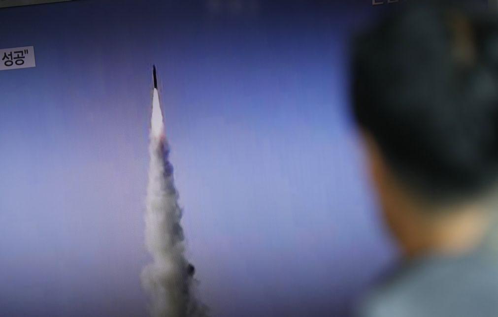 EUA vão apresentar na ONU resolução para endurecer sanções à Coreia do Norte