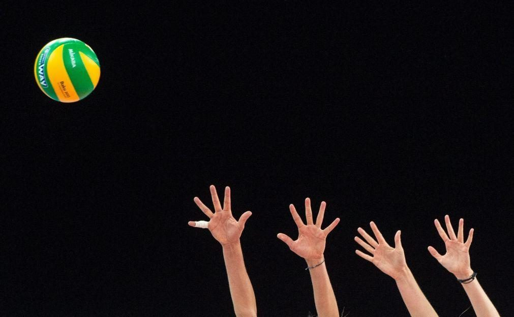 Portugal bate Bósnia e vence grupo B da Silver League de voleibol feminino