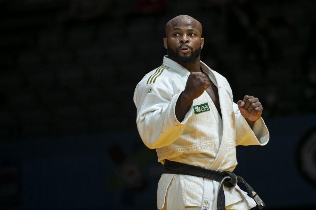 Campeão mundial Jorge Fonseca e recordista Telma Monteiro lideram seleção nos Mundiais de judo