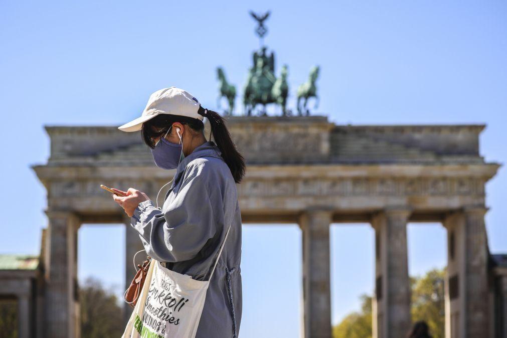 Covid-19: Incidência acumulada em sete dias na Alemanha abaixo de 30 casos