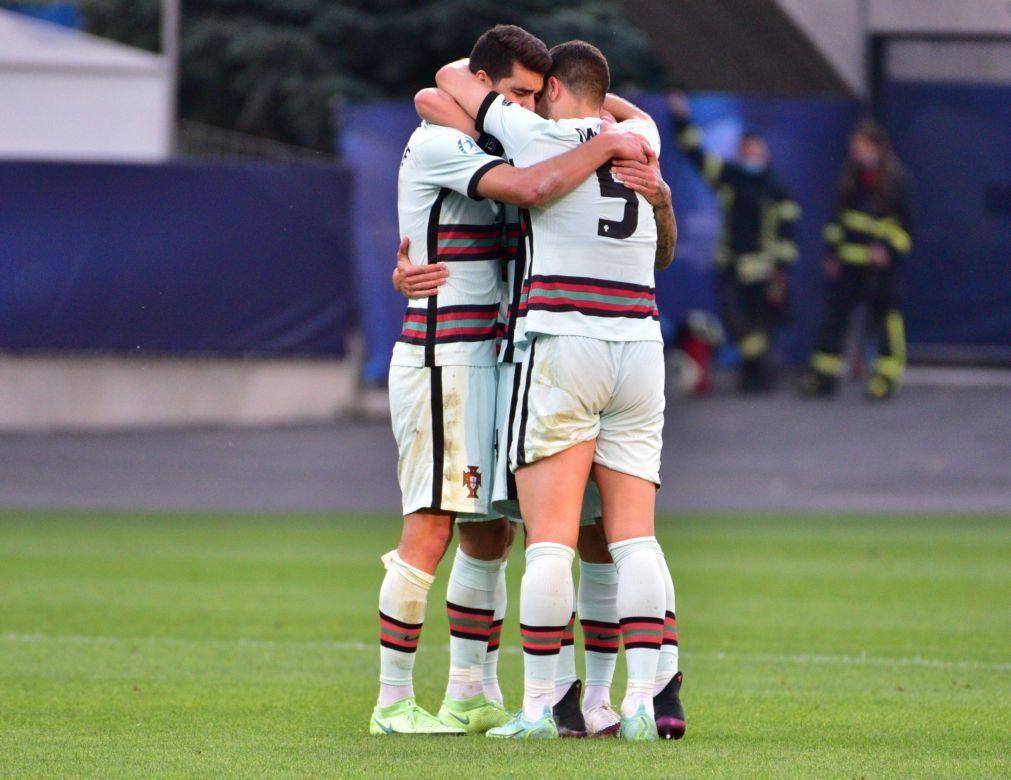 Euro sub-21: Portugal venceu os três embates diante da Alemanha em fases finais