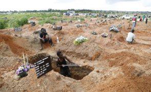 Covid-19: África com mais 255 mortes e 18.552 infetados nas últimas 24 horas