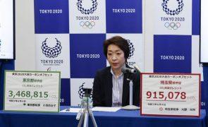 Tóquio2020: Comité confiante, mas admite possível propagação da covid-19