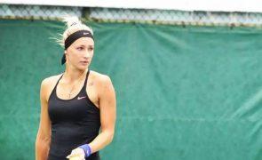 Tenista russa detida por suspeita de viciação de resultados no Roland Garros