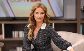 Cristina Ferreira reage às críticas de Flávio Furtado à TVI