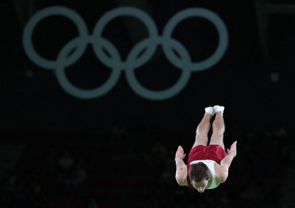 Tóquio2020: Portugal tem 65 vagas com quinto 'passaporte' seguido nos trampolins masculinos
