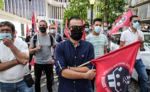 Trabalhadores da IP avançam para mais dois dias de greve