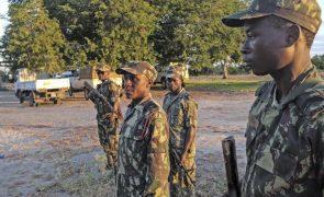 Desarmamento de ex-guerrilheiros avança no centro de Moçambique - PR