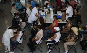 Covid-19: México com 206 mortes em 24 horas