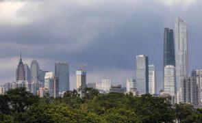 Covid-19: Província chinesa de Guangdong deteta 11 casos locais