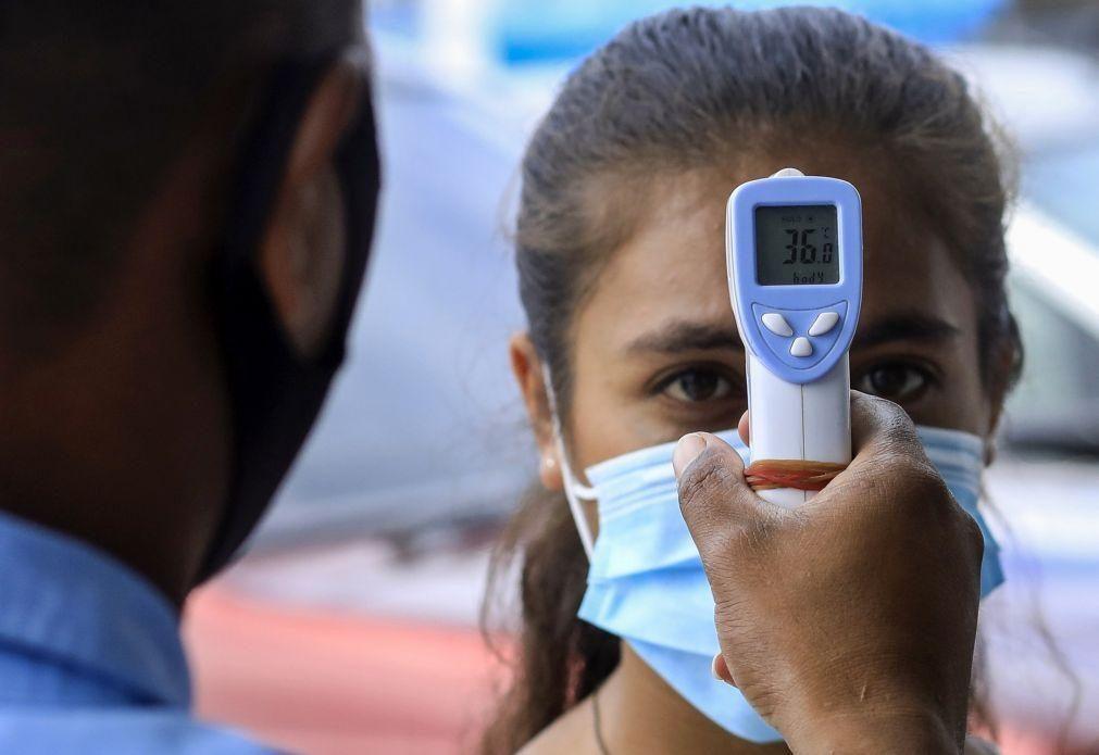 Covid-19: Recuperações ultrapassam novas infeções em Timor-Leste